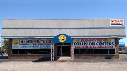 Sunnyside Collision Middleburg Heights location