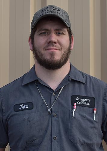 Sunnyside Collision Parma - Technician: Jacob Kline