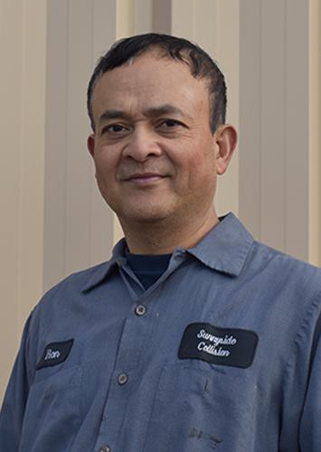 Sunnyside Collision Parma - Technician: Ron Nhem